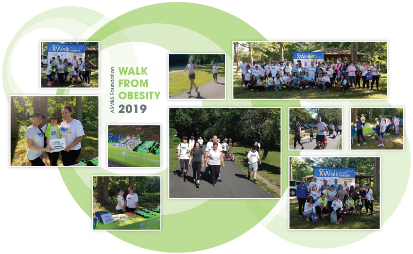 Advanced Laparoscopic Associates Sponsors Walk From Obesity Walkathon