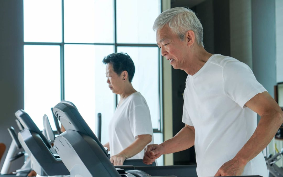 Can Exercise Cut the Risk of Dementia?